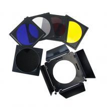 Abschirmklappen Set für METTLE MT-D Serie / K-Serie