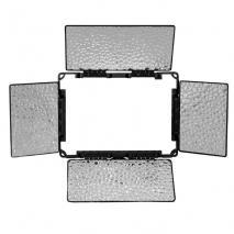 NANGUANG Abschirmklappen-Vorsatz für LED Videoleuchte CN-B150
