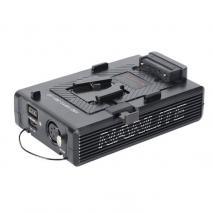 NANLITE BT-VBC 14,8 / 26 Volt V-Mount Battery Converter für MIXPANEL 150