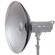 METTLE Beauty Dish Ø 56 cm silber (ohne Adapter)
