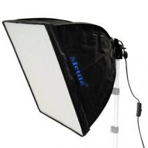 METTLE Daylight-Kit 85 mit Softbox 40x40 cm