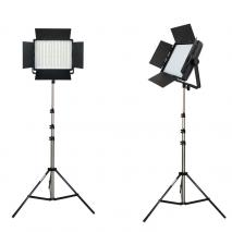 NANGUANG LED-Studioset DOMINO DUO 900 SA
