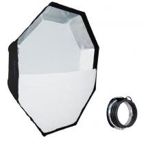 METTLE Easy-Setup Octagon Softbox, Ø 120 cm für PROFOTO