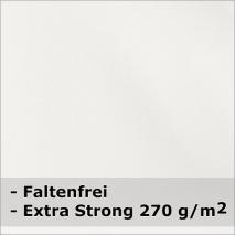 METTLE Faltenfreier Stoffhintergrund super strong, weiß, 3x6 m