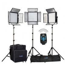 METTLE LED Studioset PEGASUS VL-3650R Plus