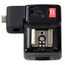 METTLE Zusatz-Funkempfänger für Funkauslöser PT-04NE (CANON Systemblitze)