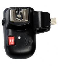 METTLE Zusatz-Funkempfänger für Funkauslöser PT-04N2 (NIKON Systemblitze)