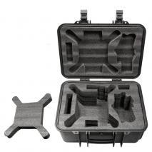 METTLE wasserdichter Transport-Koffer Trolley für Drohne DJI Phantom 3 & 4