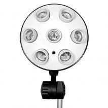 METTLE 7-in-1 Lampenhalter SLH7 für E27