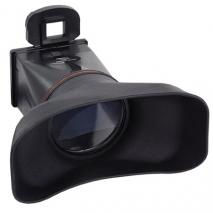 NANGUANG LCD Viewfinder CN-278 Doppel-Displaylupe für CANON 5D Mark III