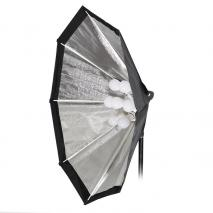 METTLE LED-Kit 718 (7x18 Watt) mit Octagon Softbox