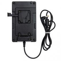 Akku-Adapter mit Sony V-Mount für LED Flächenleuchten