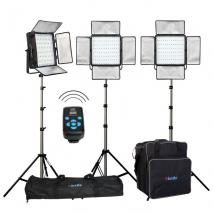 METTLE POWER LED-Studioset SEATTLE 600