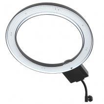 NANLITE Dimmbare LED-Ringleuchte HALO 19