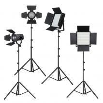 NANGUANG High-CRI LED-Studioset INTERVIEW LIGHT 6000