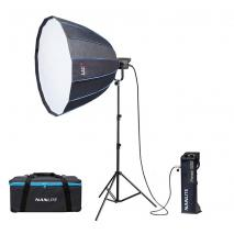 NANLITE LED Studioset FORZA PS-5000