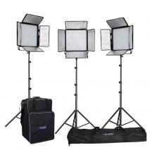 METTLE LED Studioset PEGASUS VL-3650 Plus