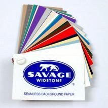 SAVAGE Musterfächer für Hintergrundkarton /Papierhintergrund