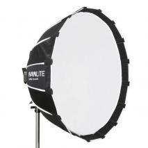 NANLITE Parabol-Softbox SB-FZ60 Ø 60 cm für LED-Studioleuchte FORZA 60