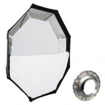 METTLE Octagon-Softbox Ø 140 cm für BOWENS & METTLE