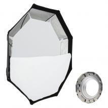 METTLE Octagon-Softbox Ø 140 cm für HENSEL