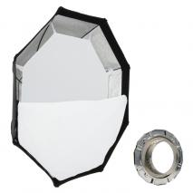 METTLE Octagon-Softbox Ø 140 cm für MULTIBLITZ V