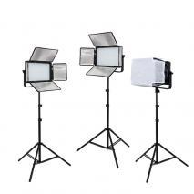 METTLE LED Studioset MATRIX VL-1200