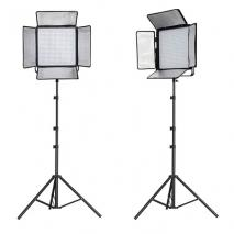 METTLE LED Studioset PEGASUS VL-2650R