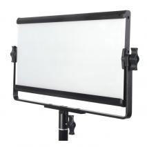 METTLE RGB Multi Color Studioleuchte SMART PANEL SPL 420C mit Softbox, App