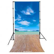 METTLE DIGITAL PRINT Motiv-Hintergrundstoff MTSH-027, 1,7 x 3,7 m