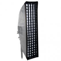 METTLE Grid für Striplight-Softbox 40x180 cm