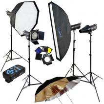 METTLE Studioblitz-Set PROSTUDIO 4600 XL
