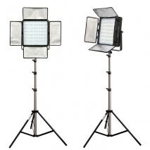 METTLE POWER LED-Studioset SEATTLE 400