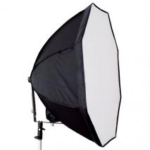 METTLE Systemblitz-Set Oktagon-Softbox 70 cm