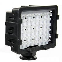 NANGUANG LED-Videoleuchte CN-48H, 400 Lux