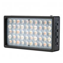 NANLITE LITOLITE 5C RGB-Leuchte, Videolicht mit integriertem Akku