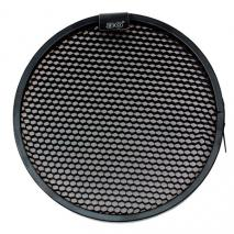 METTLE Wabe 30°,∅ 17 cm für Standard-Reflektor,Tele-Reflektor ∅ 18 cm