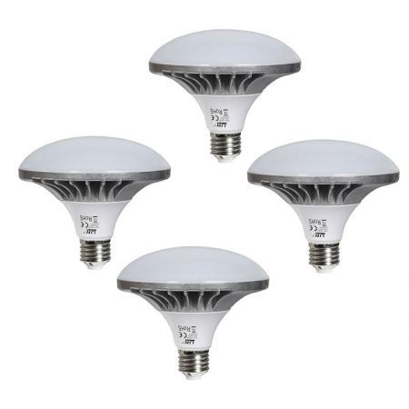 4x LIFE OF PHOTO LED-Leuchtmittel 50 W