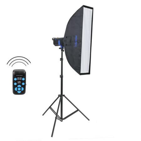 METTLE Studioblitz-Set TWISTER 300 (300 WS)