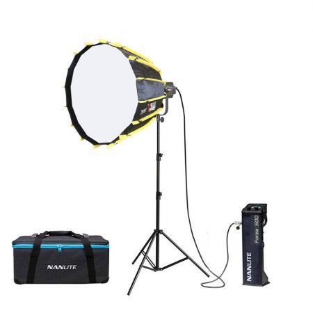 NANLITE LED Studioset FORZA PS-2000
