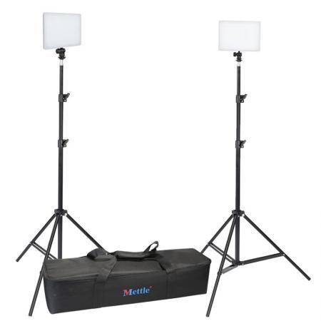 METTLE Studioset LED Interview SET SL 850