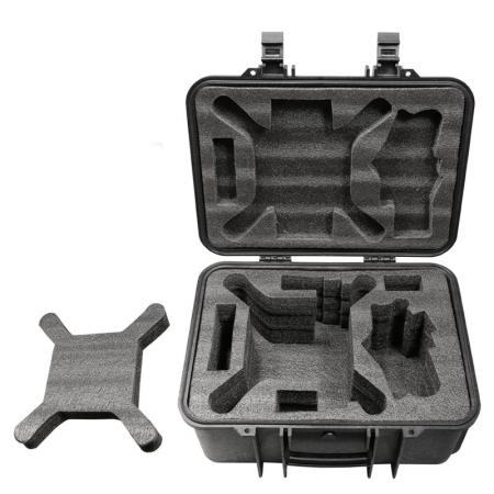 METTLE wasserdichter Transport-Koffer Trolley für Drohne DJI Phantom 3 & 4