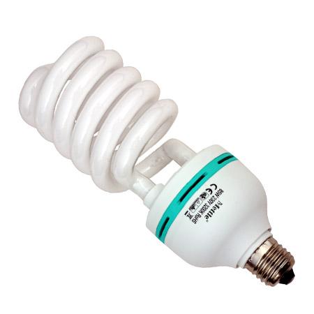 METTLE Leuchtmittel Kunstlicht-Lampe (Tungsten Light) 85 Watt, 3200°K