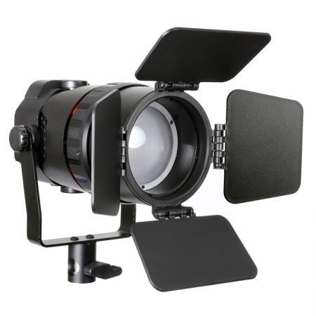 METTLE Mobiles Bi-Color LED-FRESNEL Leuchten SET MV-50DF