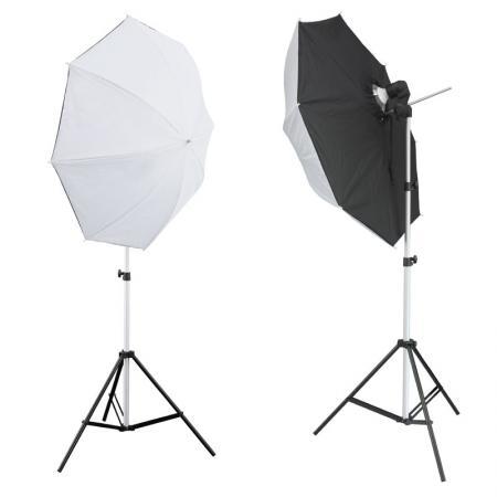 METTLE Studioset LED STARTER KIT 150 (2x50 W)