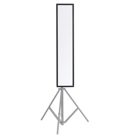 METTLE Profi Bi-Color LED Striplight SS-25118 mit DMX, 25x118 cm