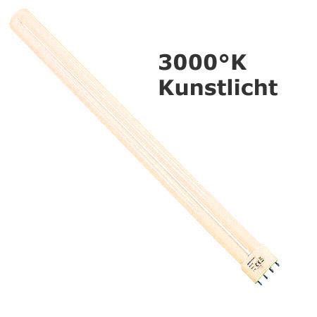 Leuchtmittel Kunstlichtlampe 55 Watt, 3000°K