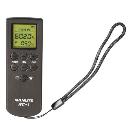 NANLITE 2,4 GHz Funk-Fernbedienung RC-1
