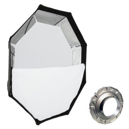 METTLE Octagon-Softbox Ø 95 cm für BOWENS & METTLE