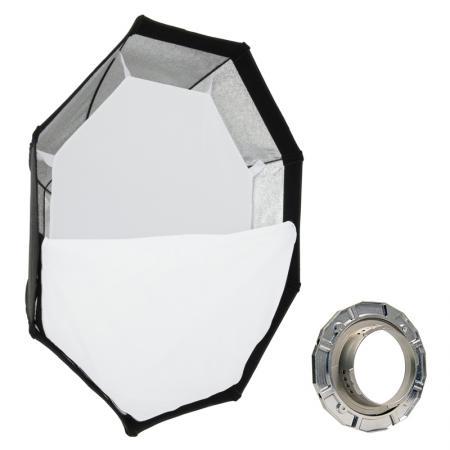 METTLE Octagon-Softbox Ø 140 cm für MULTIBLITZ V